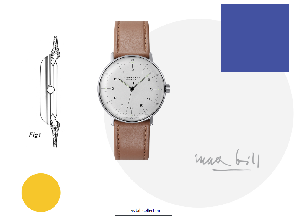 Junghans Max Bill Watch Sale